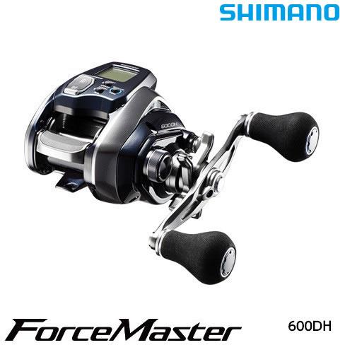 シマノ 18 フォースマスター 600DH (電動リール)