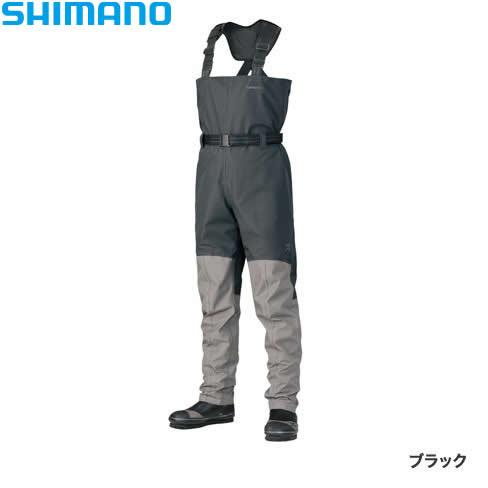 シマノ XEFO アクトゲームウェーダー ブラック WA-228R (チェストハイウェーダー)