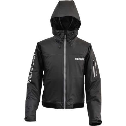 リバレイ RBB PUウェイディングジャケット No.8826 ブラック M~LL (防寒着)