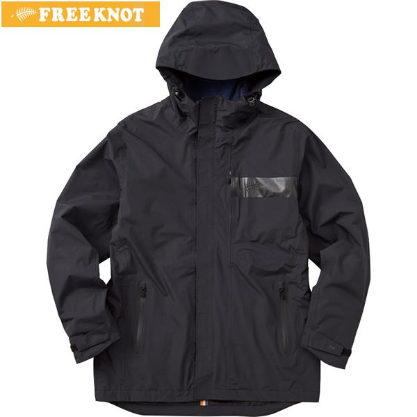ハヤブサ フリーノット BOWON(ボウオン) ボディグリッドジャケット ブラック Y1132 (防寒着 防寒ウエア)