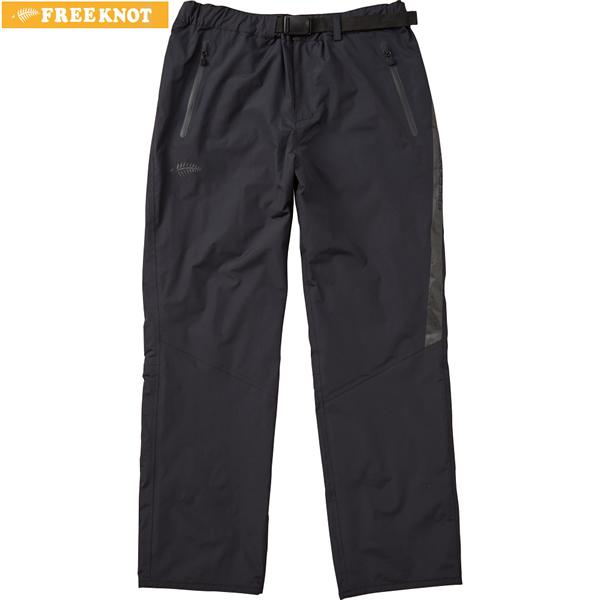 ハヤブサ フリーノット BOWON(ボウオン) ボディグリッドパンツ ブラック 3L Y2466 (防寒着 防寒ウエア)