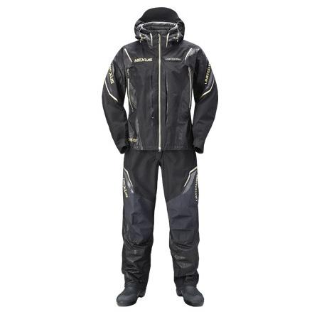 シマノ ネクサスGT プロテクトスーツ リミテッドブラック S~XL RT-112R (防寒着 防寒スーツ 上下セット)