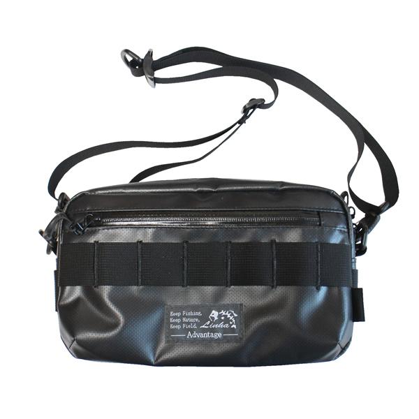 ライズファクトリー リーニア アタッチメントポーチ ターポリン M MSB-10ADN (フィッシングバッグ)