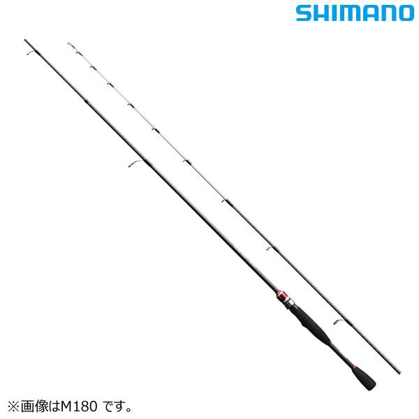 シマノ 19 キスBB M180 (キスロッド 船竿)