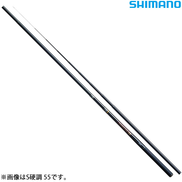 シマノ テクニカルゲーム攻隼 S硬調60ZA (渓流竿)