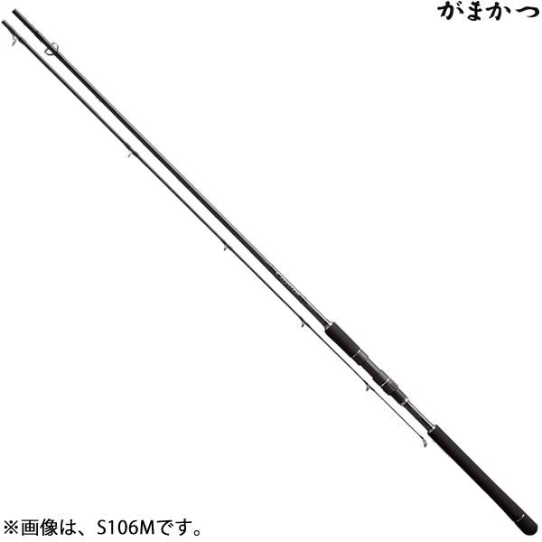 がまかつ ラグゼ コヨーテ S106MH (ライトショアジギンググ ロッド)(大型商品A)