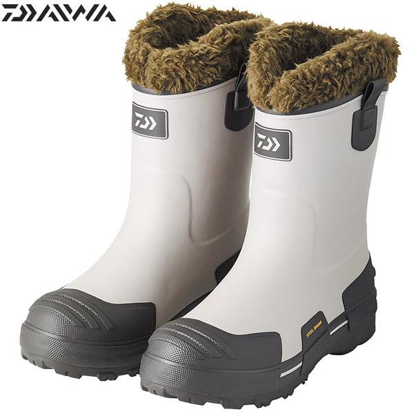 ダイワ ウインターラジアルブーツ ライトグレー WR-3301 (フィッシングブーツ 防寒ブーツ)