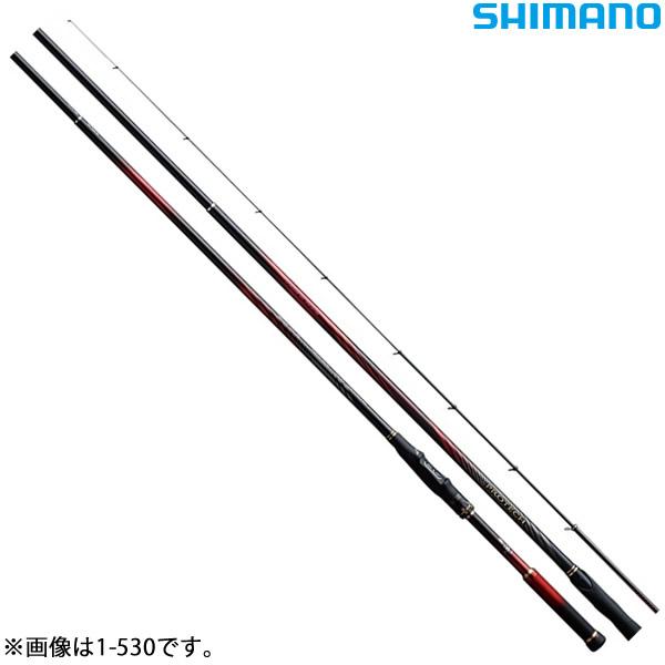 シマノ 18 プロテック 1.2号500 (磯竿)