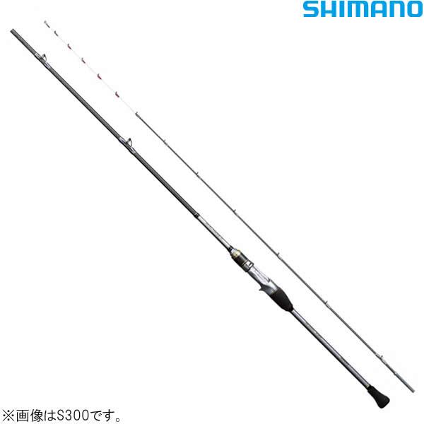 シマノ リアランサー X メバル S300 (船竿)