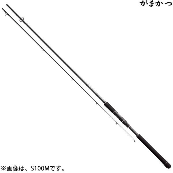 がまかつ ラグゼ コヨーテ S100M (ショアジギング ロッド)(大型商品A)
