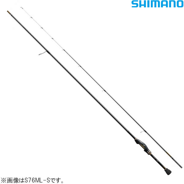 シマノ 18 ソアレ・SS S76UL-S (メバル ロッド)