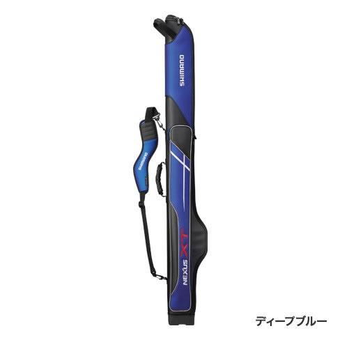 シマノ ロッドケースXTスリム ディープブルー・125 RC-125R (ロッドケース)(大型商品A)