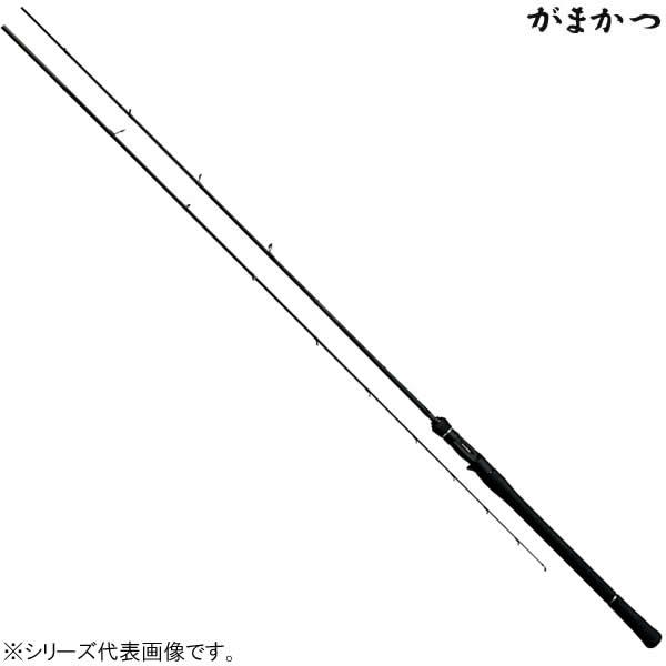 がまかつ ラグゼ ジグドライブR B61L-ソリッド (ジギングロッド)(大型商品A)