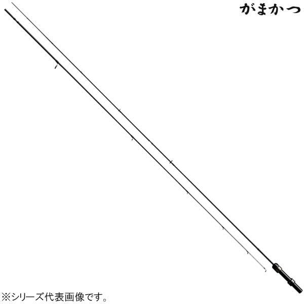がまかつ ラグゼ 宵姫 天 S48AL-ソリッド (メバル ロッド アジングロッド)