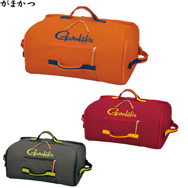 がまかつ ウルトラライトバッグ GB-385 (フィッシングバッグ)