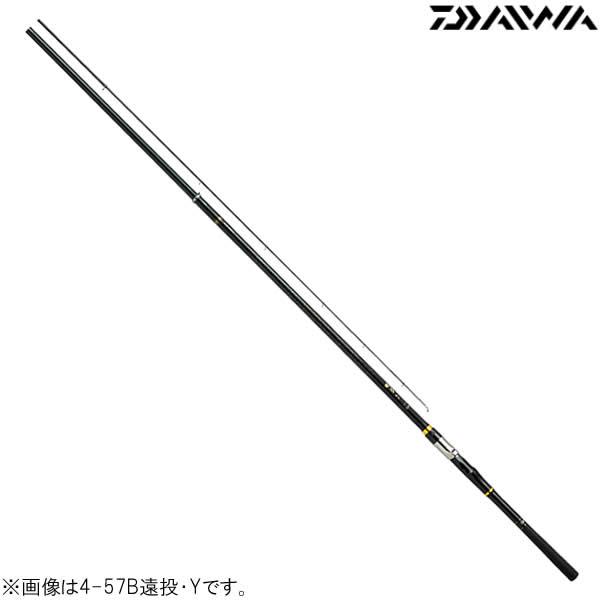 ダイワ 剛弓カゴ 4-57B遠投・Y (磯竿)