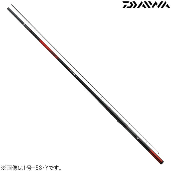 ダイワ 銀狼 0号53・Y (磯竿)