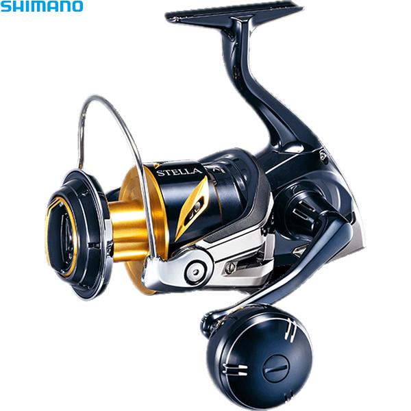 シマノ 19 ステラSW 8000PG (スピニングリール ジギング)
