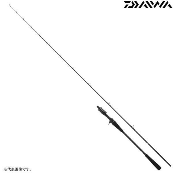ダイワ キャタリナ BJ 62HB・Y (ライトジギングロッド)(大型商品A)