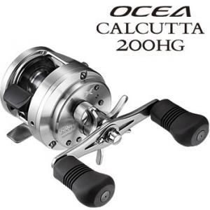 シマノ オシア カルカッタ 200HG(右) ジギング リール