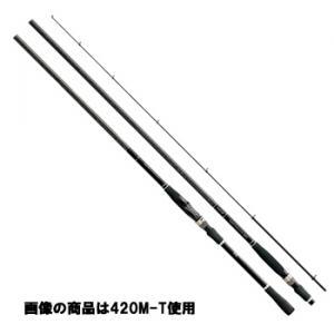 シマノ ボーダレスBB 420M-T