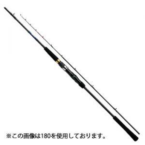 ダイワ タチウオX 180 (船竿 太刀魚 釣り竿)