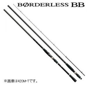 シマノ ボーダレスBB 420ML-T