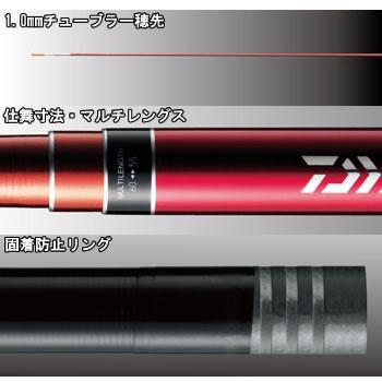 Daiwa EP technical turn 70 M-F
