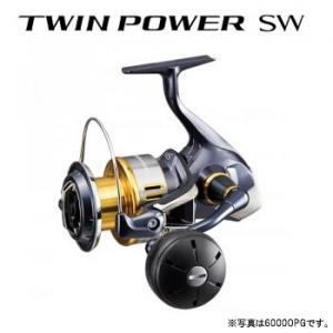 【6月1日限定! ポイント5倍】シマノ 15 ツインパワーSW 8000HG