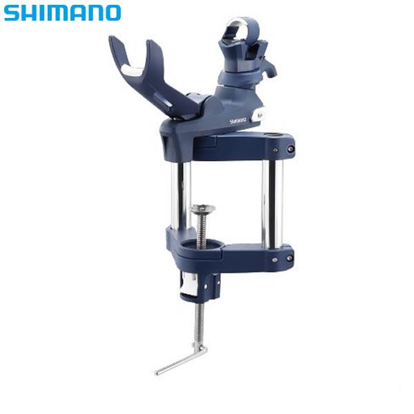 シマノ Vホルダー・タイプG ブルー PH-A01S (竿掛け ロッドホルダー)