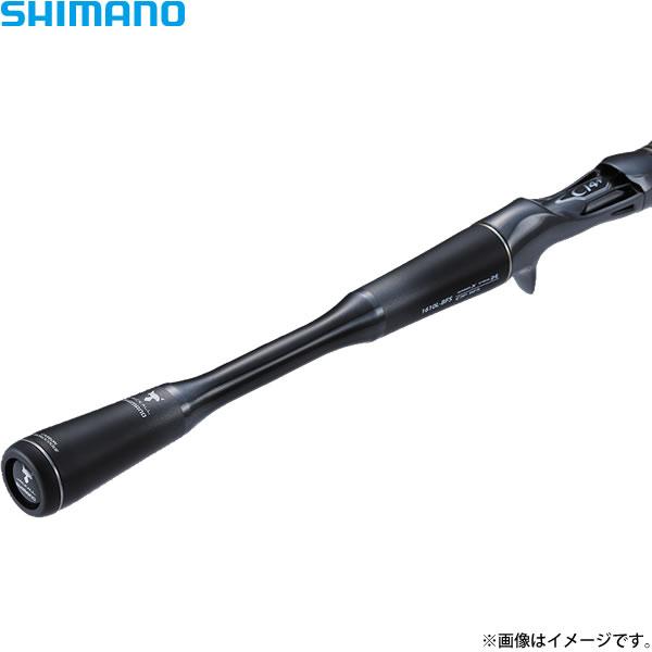 シマノ 18 ポイズン・アドレナ 1610MH-2 センターカット2ピース (バスロッド ベイト)