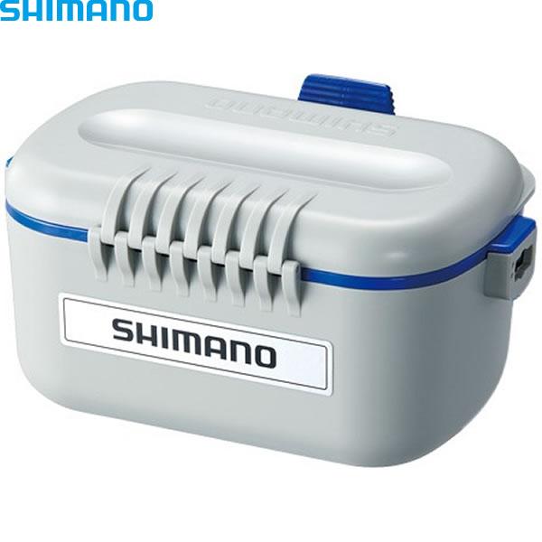 シマノ サーモベイト ライトグレー CS-031N エサ箱 ◆高品質 通販 など 通販ならフィッシング遊web店におまかせ 餌箱