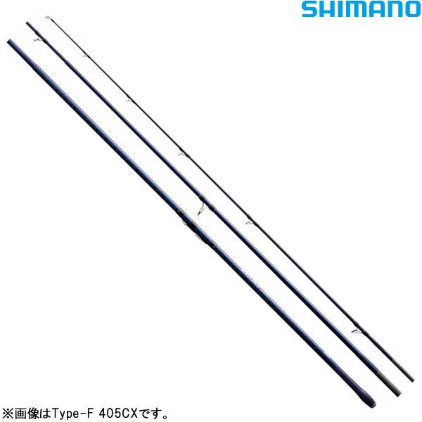 シマノ アクセルスピン F405BX (投竿 投げ竿)(大型商品A)