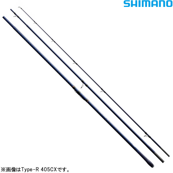 シマノ アクセルスピン R405DX+ (投竿 投げ竿)(大型商品A)
