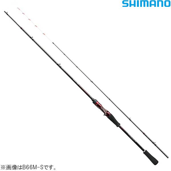 シマノ 19 セフィアSS・メタルスッテ B66ML-S (イカメタル ロッド)