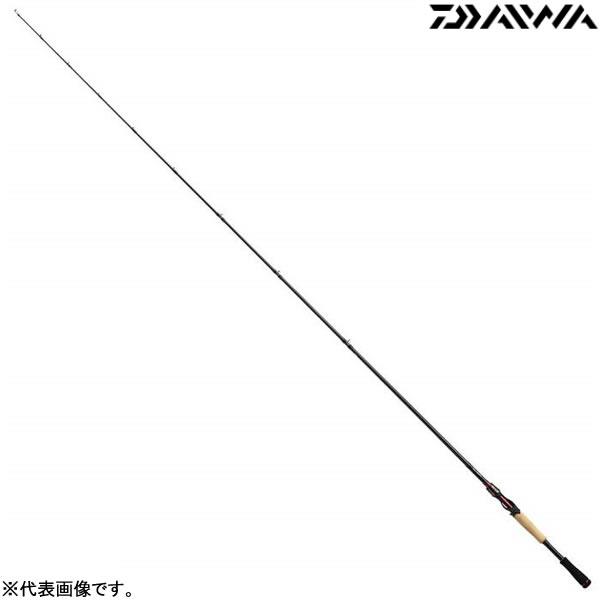 ダイワ 18 ブレイゾン 591L+B V (バスロッド ベイト)(大型商品A)