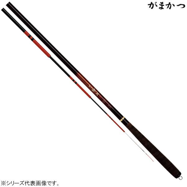 がまかつ がま鯉 X 6.3 (鯉竿 のべ竿)