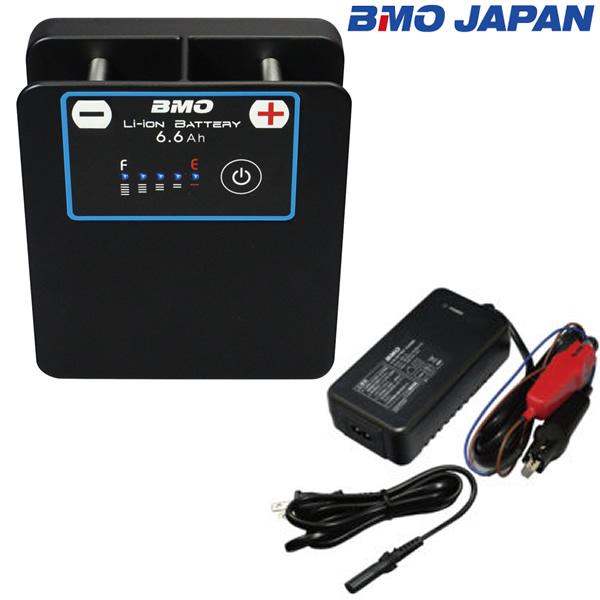 BMO JAPAN リチウムイオンバッテリー 6.6Ah 10Z0009 など、釣具の販売、通販ならフィッシング遊web店におまかせ! BMO JAPAN リチウムイオンバッテリー 6.6Ah 10Z0009 (電動リールバッテリー)