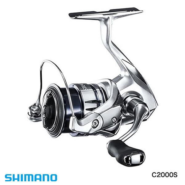 【6月1日限定! ポイント5倍】シマノ 19 ストラディック C2000S (スピニングリール)