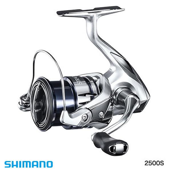 【6月1日限定! ポイント5倍】シマノ 19 ストラディック 2500S (スピニングリール)