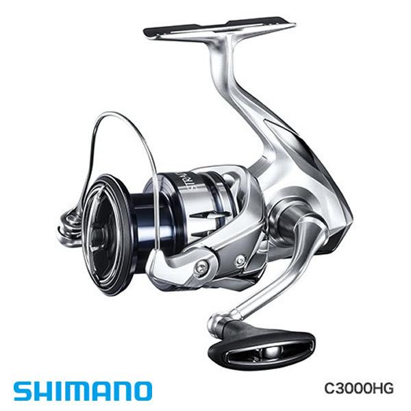 【6月1日限定! ポイント5倍】シマノ 19 ストラディック C3000HG (スピニングリール)