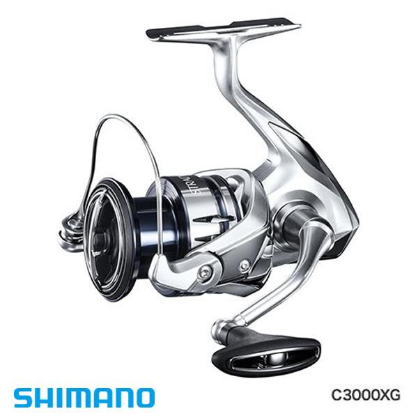 【6月1日限定! ポイント5倍】シマノ 19 ストラディック C3000XG (スピニングリール)