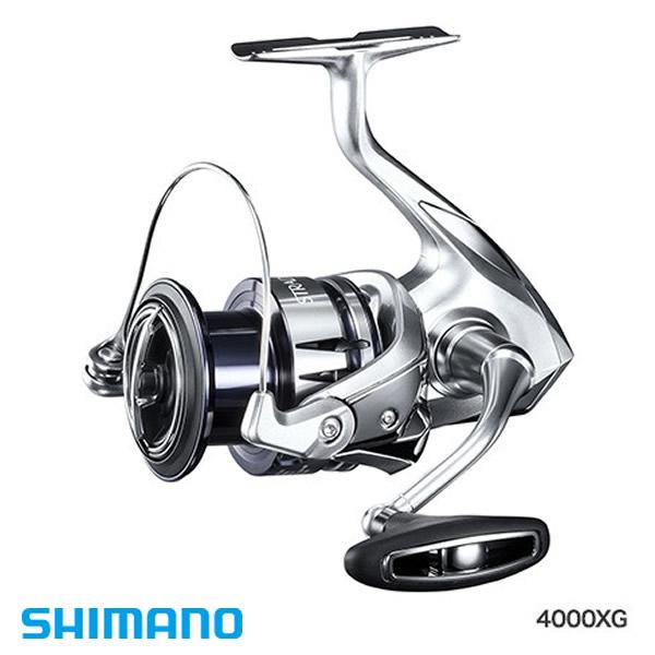 シマノ 19 ストラディック 4000XG (スピニングリール)