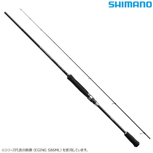 シマノ 19 ソルティーアドバンス エギング 83ML (エギングロッド)