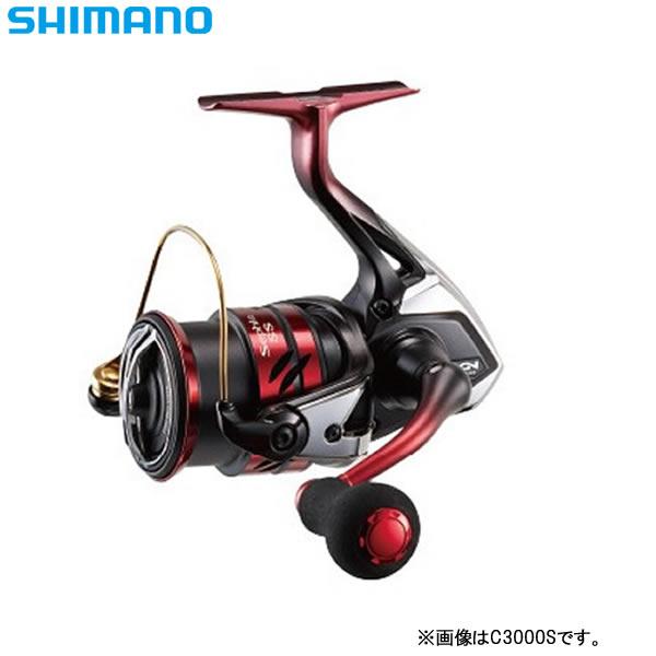 【6月1日限定! ポイント5倍】シマノ 19 セフィアSS C3000S (スピニングリール)