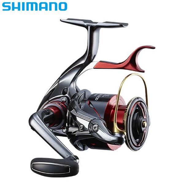 【6月1日限定! ポイント5倍】シマノ 19 BB-Xテクニウムファイアブラッド C3000DXGSR (レバーブレーキ スピニングリール)