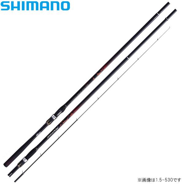 シマノ 19 ラフィーネ 1.5号530 (磯竿)