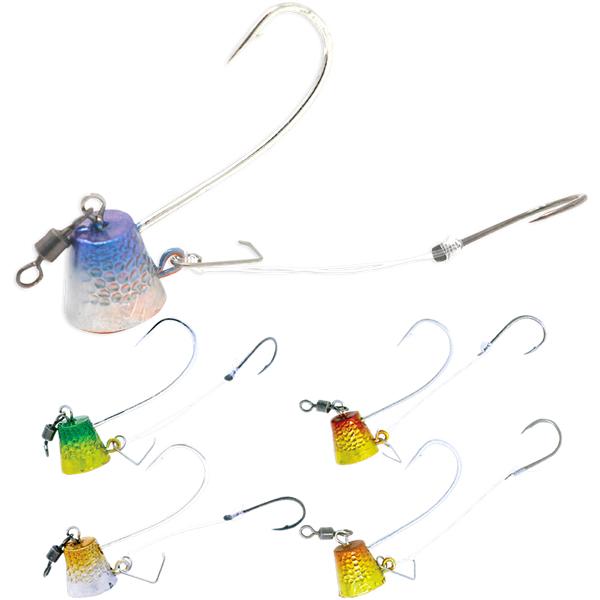 ハヤブサ 無双真鯛貫撃テンヤTGエビズレン AL完売しました など 釣り具の販売 6号 SE102 一つテンヤ お買い得品 通販ならフィッシング遊web店におまかせ