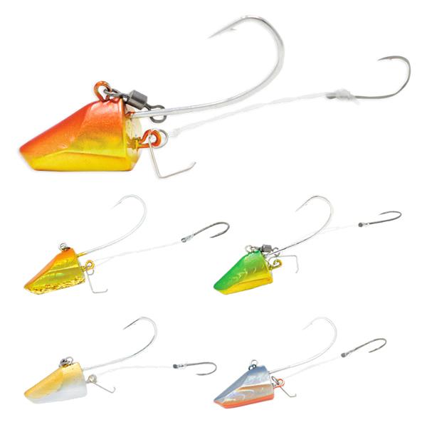 ハヤブサ 現金特価 無双真鯛貫撃テンヤDTエビズレン 8号 SE104 など 通販ならフィッシング遊web店におまかせ 一つテンヤ SALE 釣り具の販売
