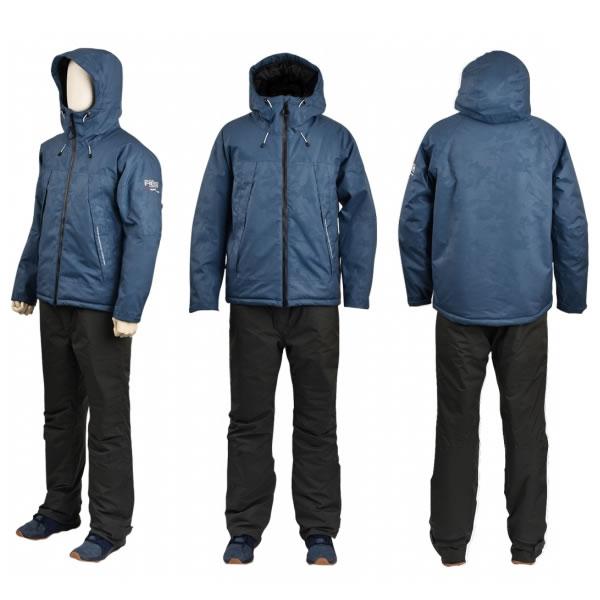 リバレイ RBBエクストリームウインタースーツ ブルー #8870 3L
